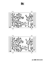 Alinco DJ-X2000 VHF UHF FM Radio Instruction Service Manual page 3