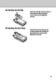 Alinco DJ-X3 T E VHF UHF FM Radio Instruction Owners Manual page 11