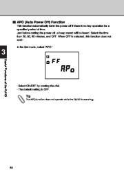 Alinco DJ-X3 T E VHF UHF FM Radio Instruction Owners Manual page 42