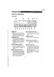 Alinco DR-1200T VHF UHF FM Radio Instruction Owners Manual page 4