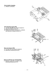 Alinco DR-570 Radio Instruction Service Manual page 13