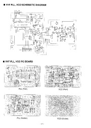Alinco DR-570 Radio Instruction Service Manual page 32