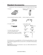 Alinco DR-635 VHF UHF FM Radio Instruction Owners Manual page 7