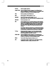 Alinco DR-135 FM Radio Instruction Owners Manual page 10