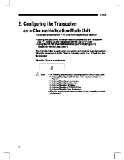 Alinco DR-135 FM Radio Instruction Owners Manual page 4