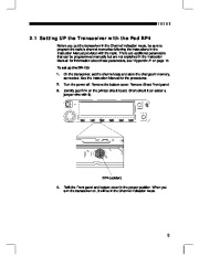 Alinco DR-135 FM Radio Instruction Owners Manual page 5