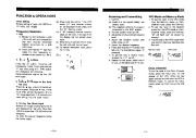 Alinco DJ-162 TD VHF UHF FM Radio Instruction Owners Manual page 6