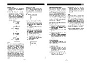 Alinco DJ-162 TD VHF UHF FM Radio Instruction Owners Manual page 8