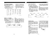 Alinco DJ-162 TD VHF UHF FM Radio Instruction Owners Manual page 9