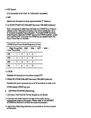 Alinco DJ-600T Radio Instruction Owners Manual page 12