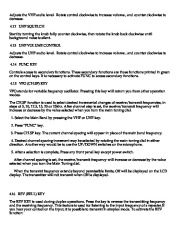 Alinco DJ-600T Radio Instruction Owners Manual page 6