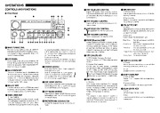 Alinco DR-592 VHF UHF FM Radio Instruction Owners Manual page 4