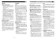 Alinco DR-592 VHF UHF FM Radio Instruction Owners Manual page 8