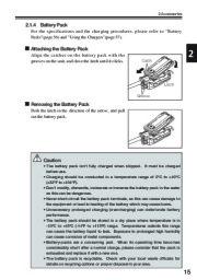 Alinco DJ-V17T E R TFH Radio Instruction Owners Manual page 15
