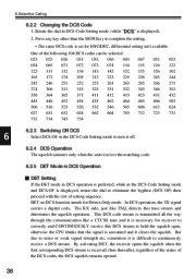 Alinco DJ-V17T E R TFH Radio Instruction Owners Manual page 38