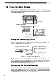 Alinco DR-MA1 VHF UHF FM Radio Instruction Owners Manual page 10