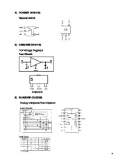 Alinco DR-620 VHF UHF FM Radio Instruction Service Manual page 11