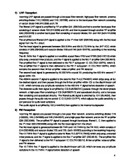 Alinco DR-620 VHF UHF FM Radio Instruction Service Manual page 5