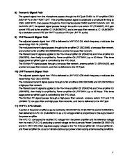 Alinco DR-620 VHF UHF FM Radio Instruction Service Manual page 7