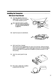 Alinco DX-701 VHF UHF FM Radio Instruction Owners Manual page 11
