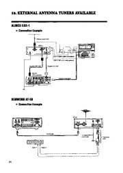 Alinco DX-701 VHF UHF FM Radio Instruction Owners Manual page 24
