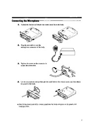 Alinco DX-701 VHF UHF FM Radio Instruction Owners Manual page 7
