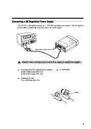 Alinco DX-701 VHF UHF FM Radio Instruction Owners Manual page 9