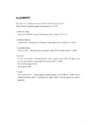 Alinco DJ-C5 SM VHF UHF FM Radio Instruction Owners Manual page 7