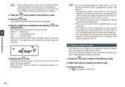 Alinco DJ-X7 TE FM Radio Instruction Owners Manual page 24